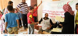Supervisory Visit Supervisory to the Nutrition clinic for displaced and affected people