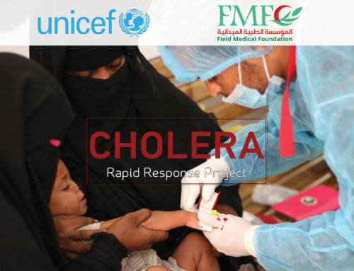 CHOLERA RAPID RESPONSE PROJECT